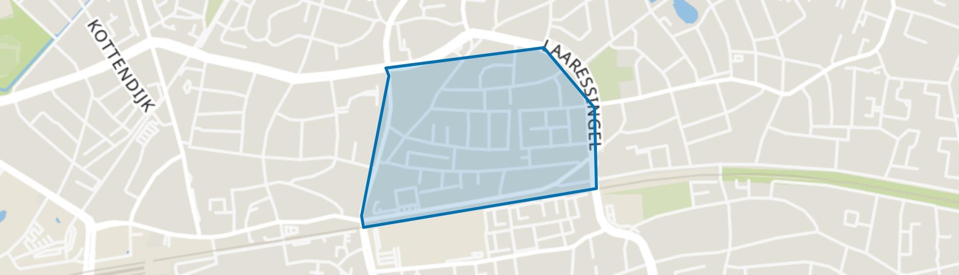 De Laares, Enschede map