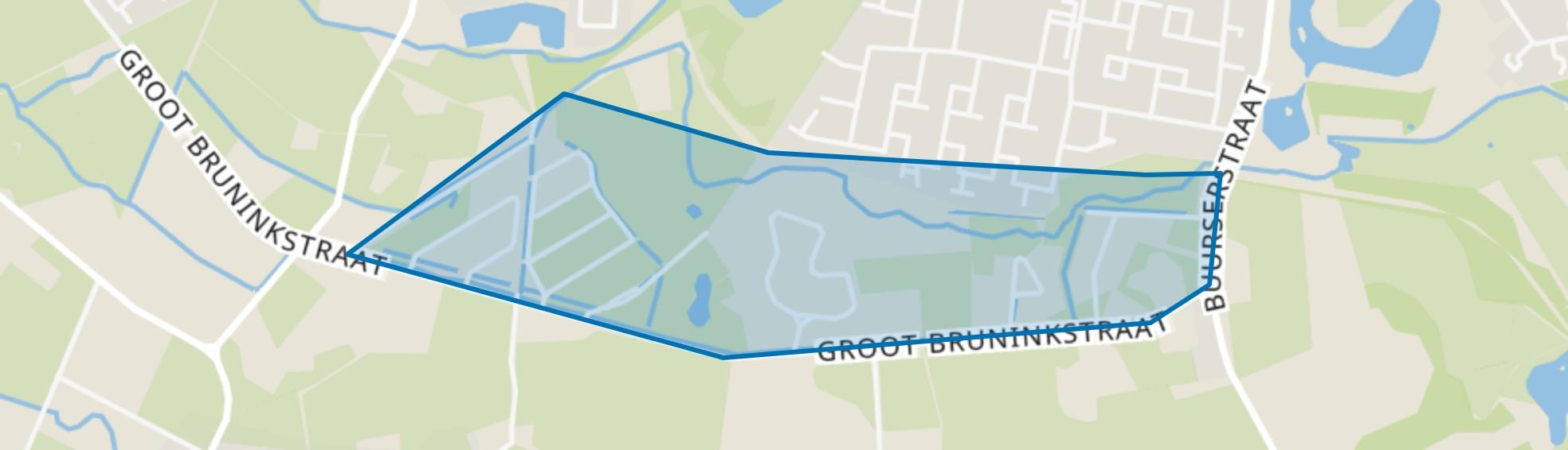 het Brunink, Enschede map