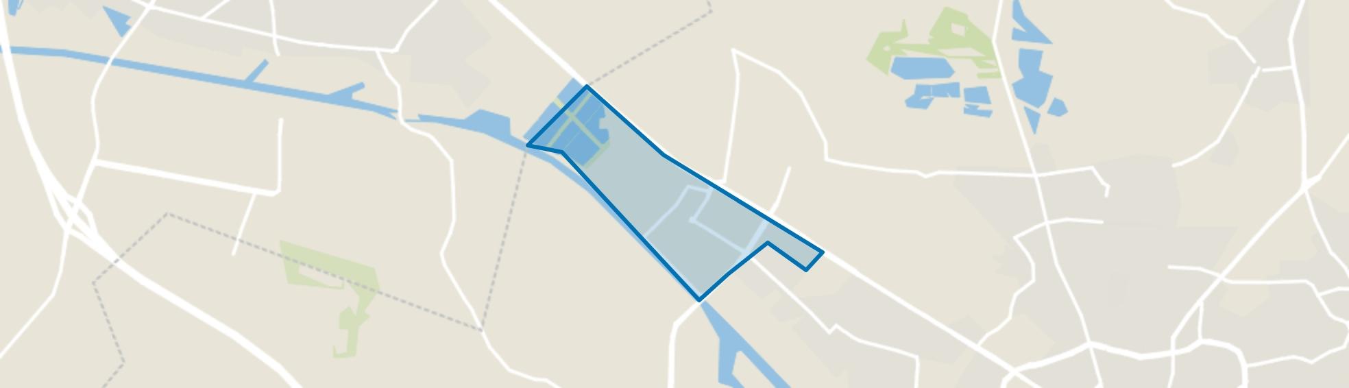 Kennispark, Enschede map
