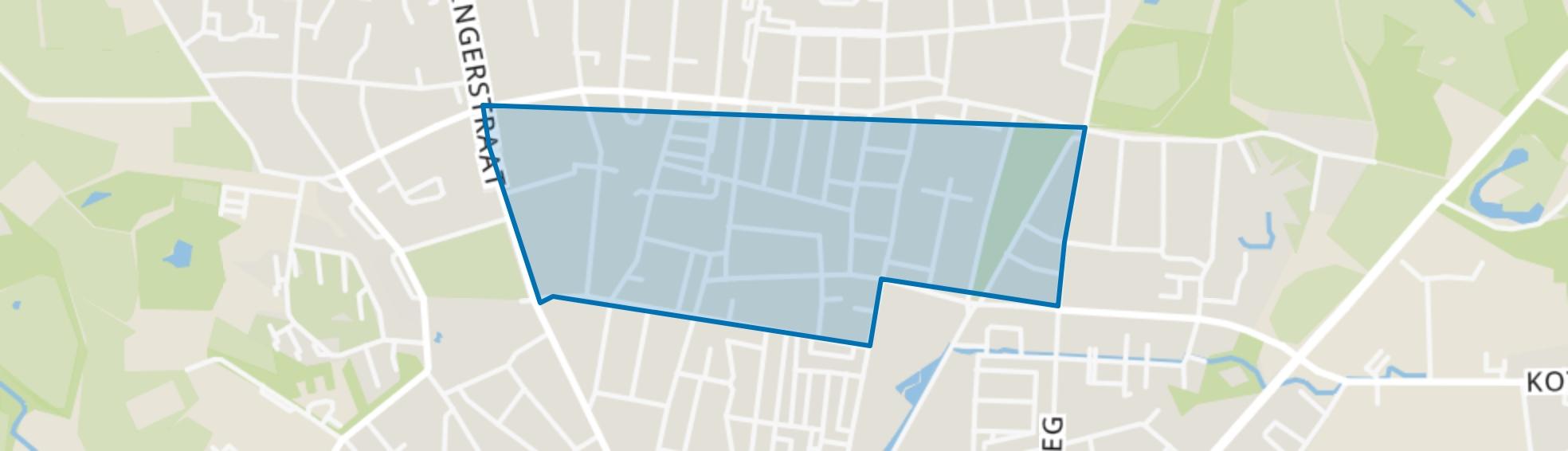 Mekkelholt, Enschede map