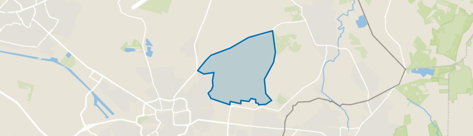 Noord Esmarke, Enschede map