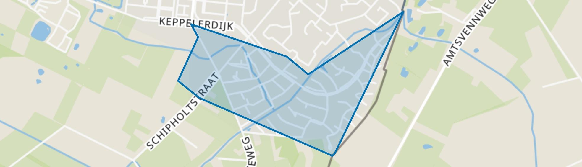 Oikos, Enschede map