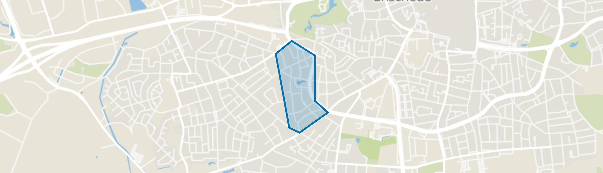 Pathmos, Enschede map