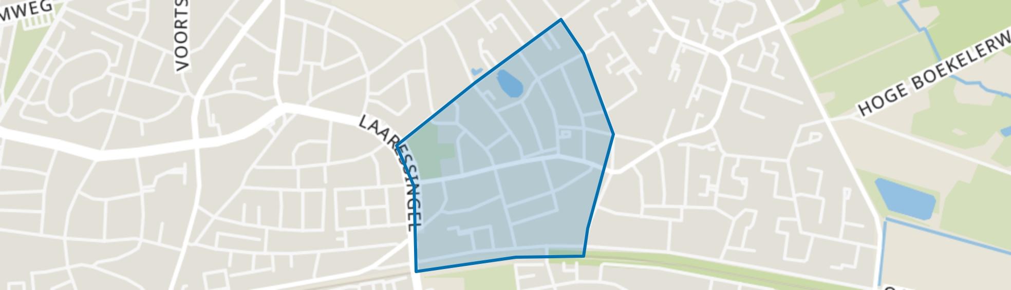 Ribbelt-Ribbelerbrink, Enschede map