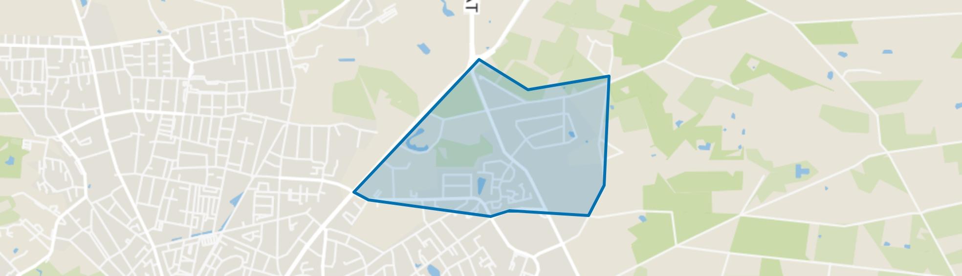 Stokhorst, Enschede map