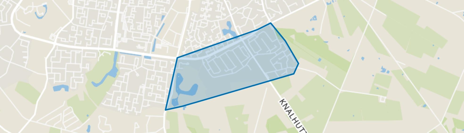 Stroinkslanden-Zuid, Enschede map