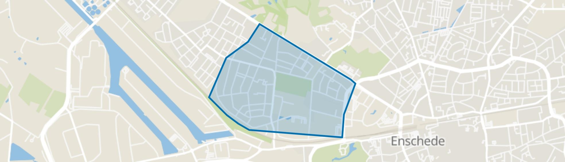Tubantia-Toekomst, Enschede map