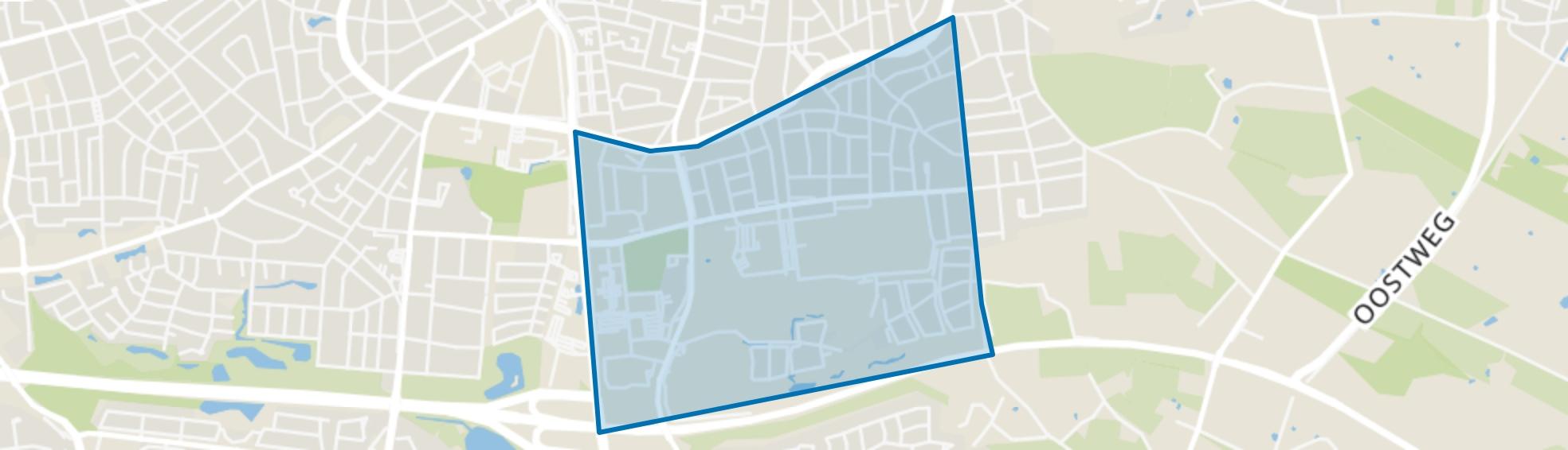 Varvik-Diekman, Enschede map
