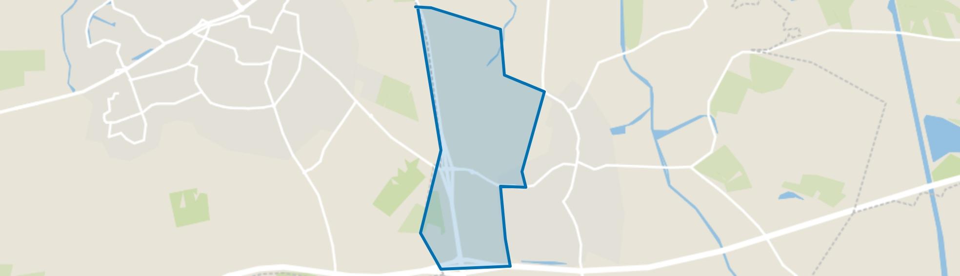 Verspreide huizen Enterveen en Elsslagen, Enter map