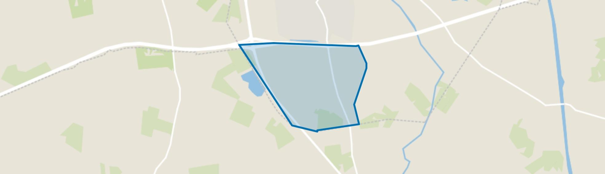 Verspreide huizen Zuiderveld, Enter map