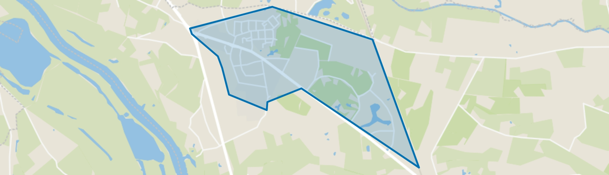 Epse, Epse map