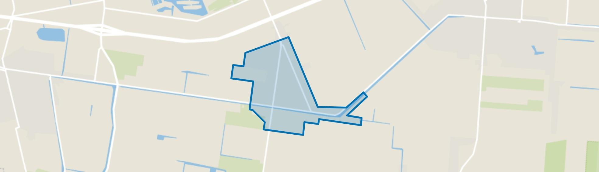 Erica-Centrum, Erica map