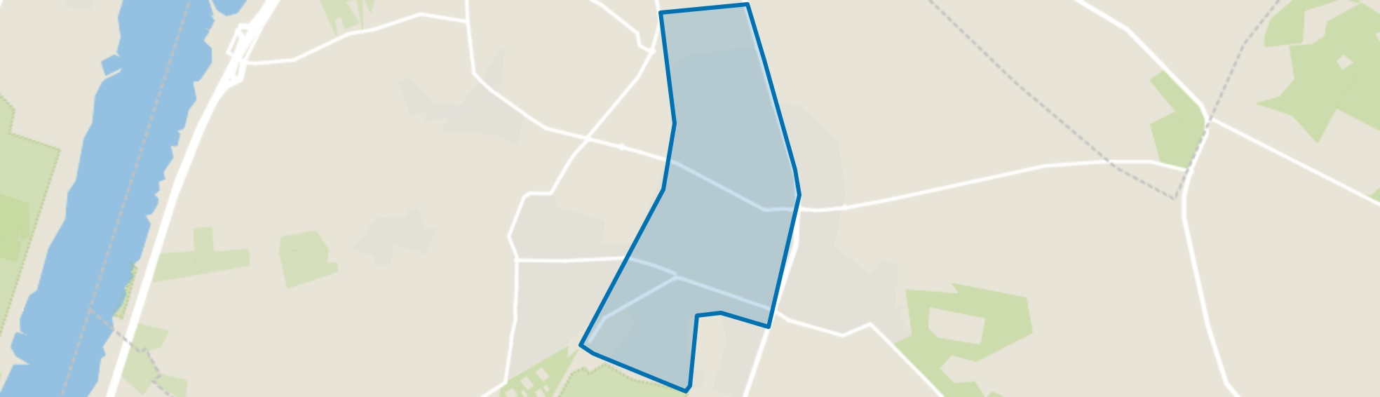 Ermelo, Ermelo map