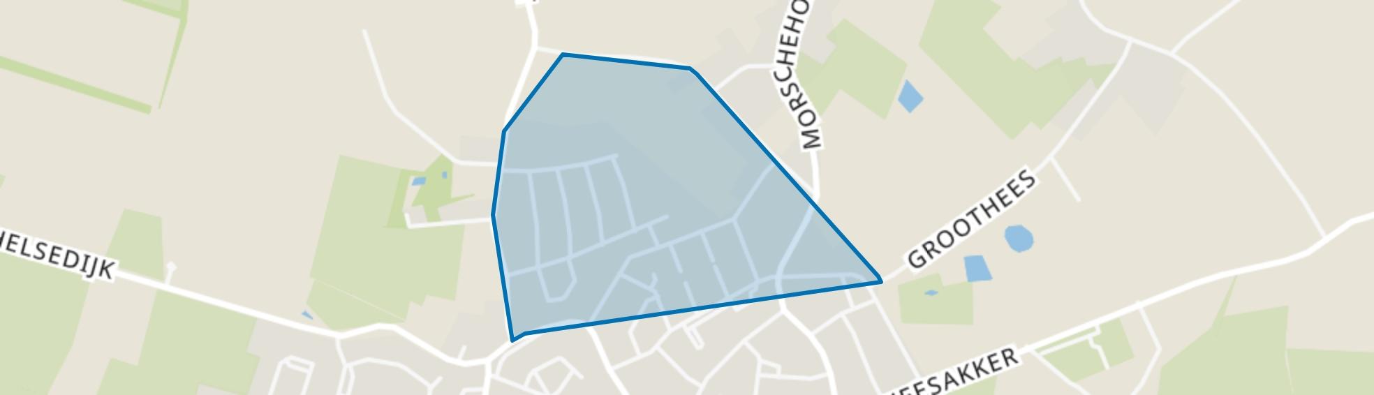 Bolst, Erp map
