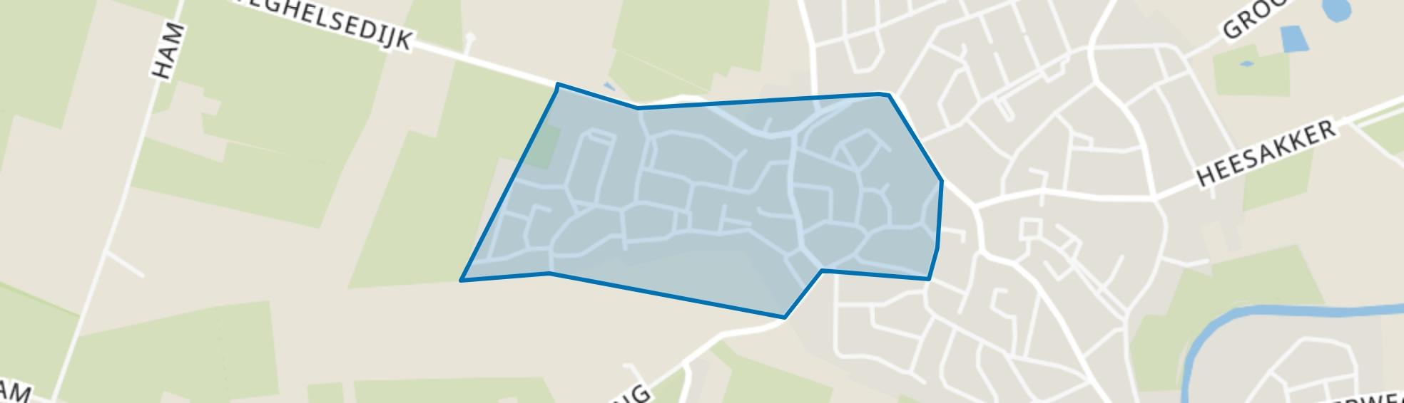 Vlaskamp, Erp map
