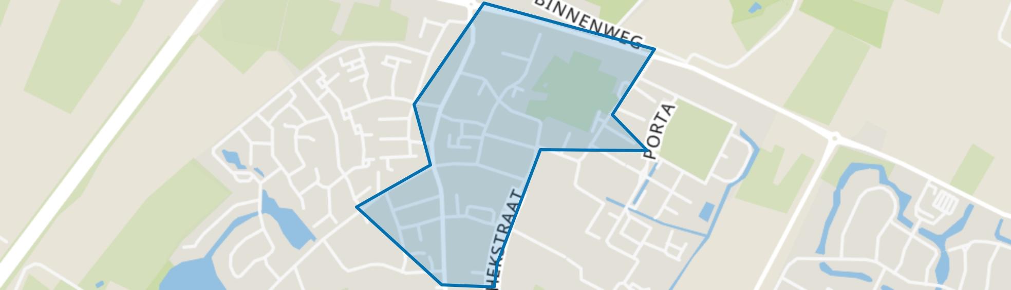 Ewijk-Centrum, Ewijk map