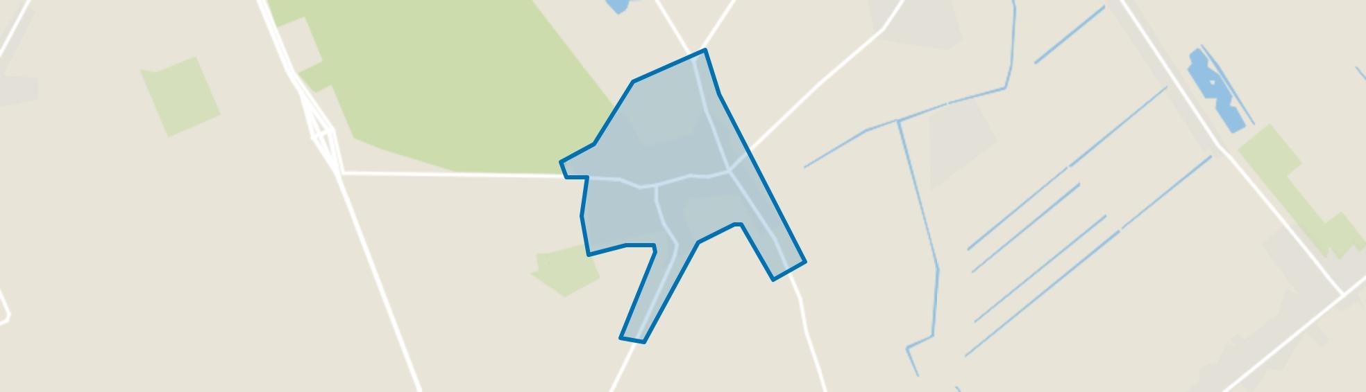 Exloo, Exloo map