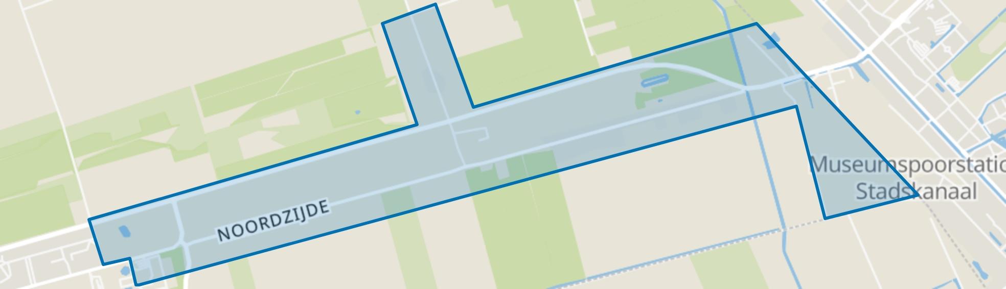 Gasselternijveenschemond, Gasselternijveenschemond map