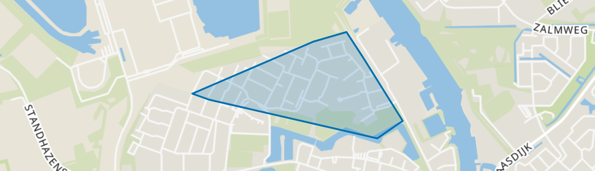 Geertruidenberg-Noord, Geertruidenberg map