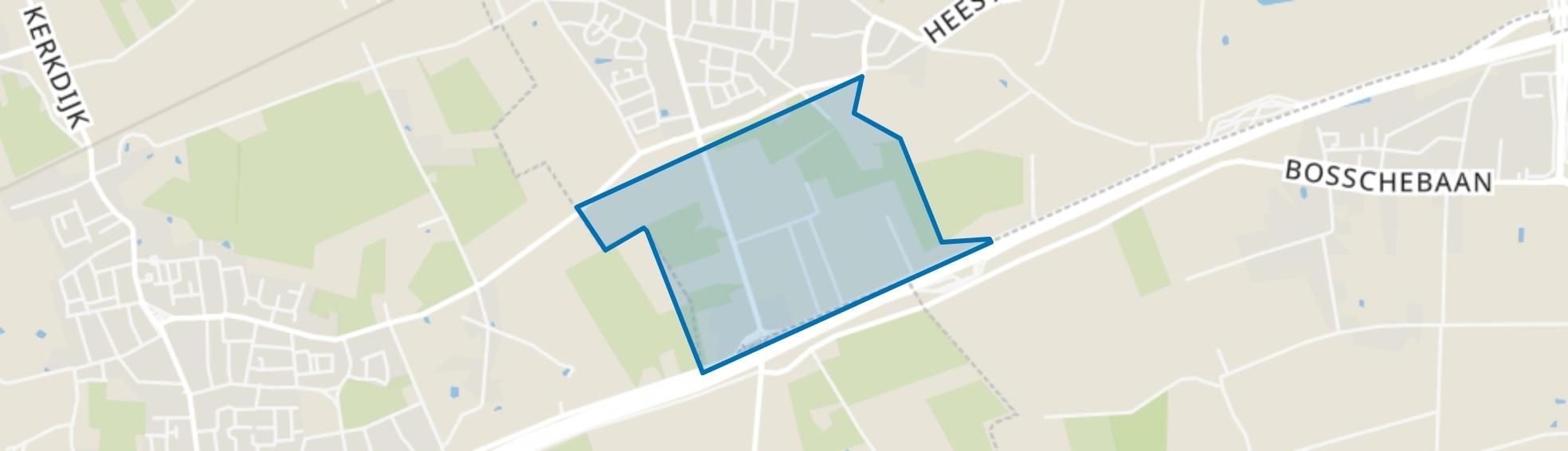 Runrot en Papendijk, Geffen map