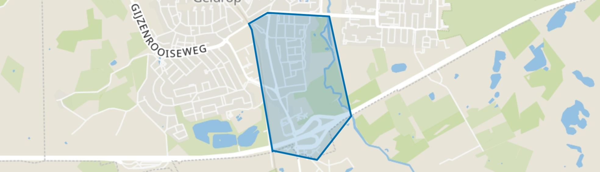 Akert, Geldrop map