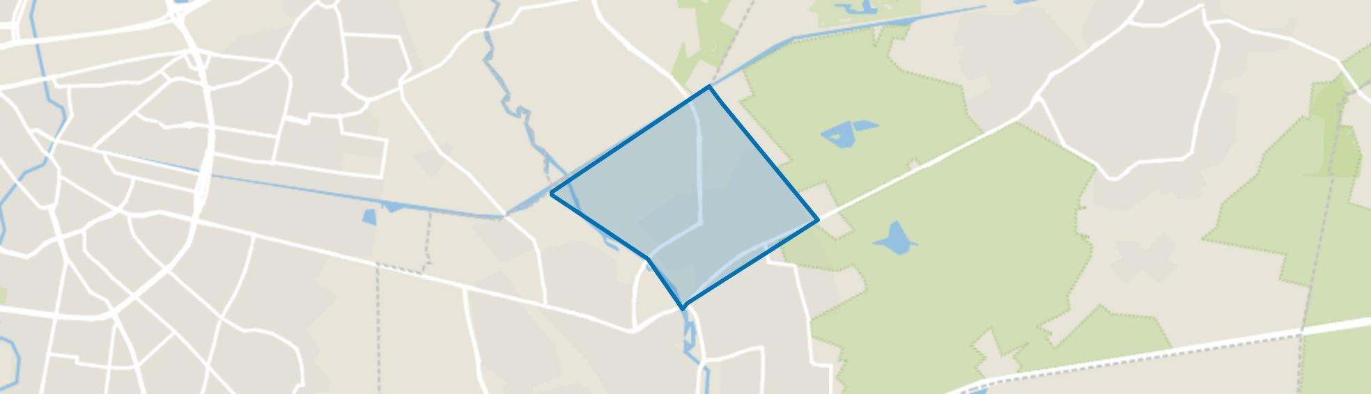 Braakhuizen-Noord, Geldrop map