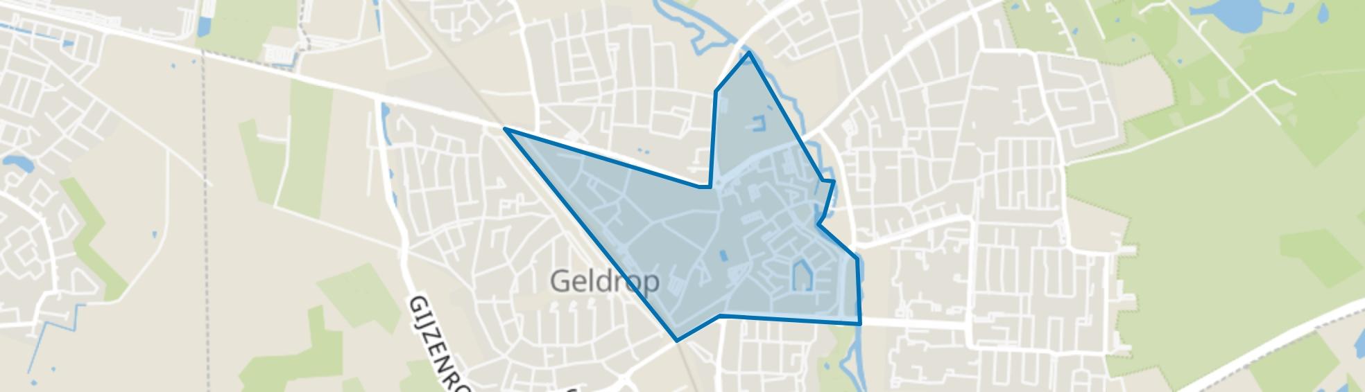 Centrum, Geldrop map