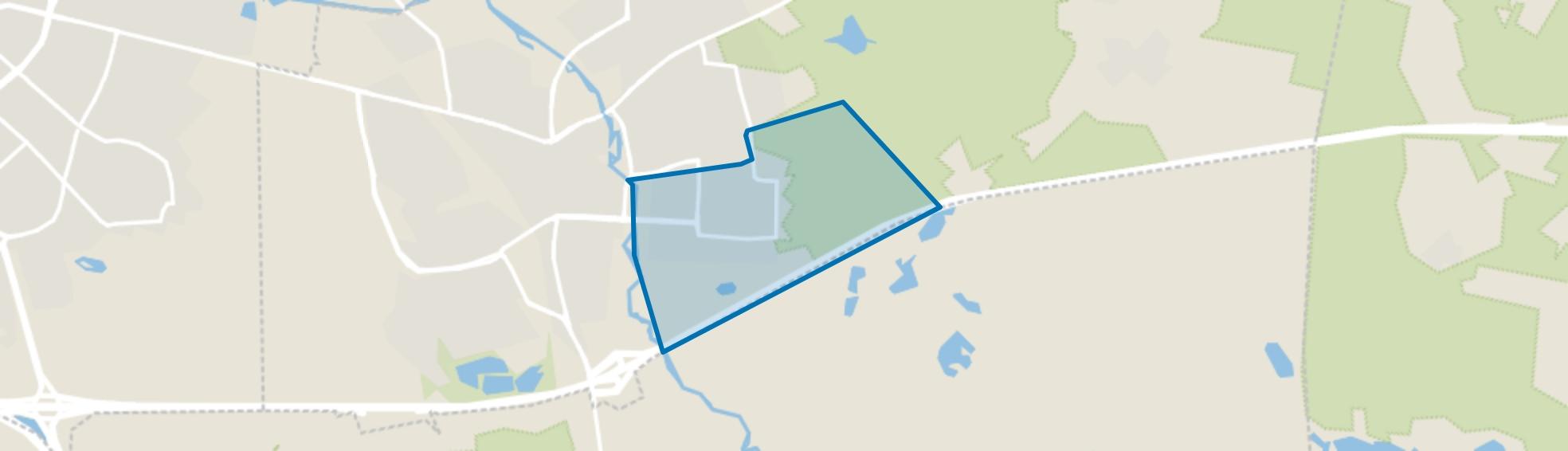 Coevering, Geldrop map