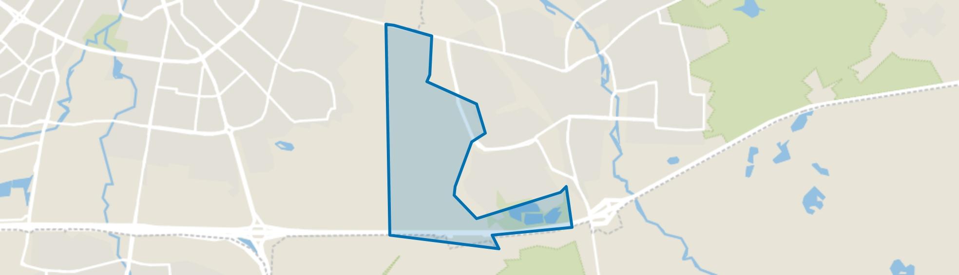 Gijzenrooi, Geldrop map