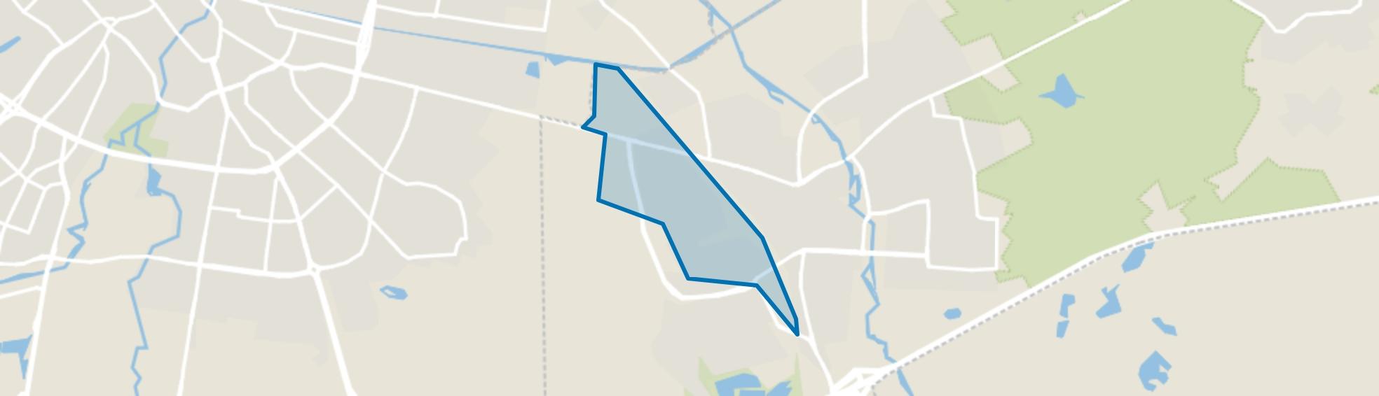 Zesgehuchten, Geldrop map