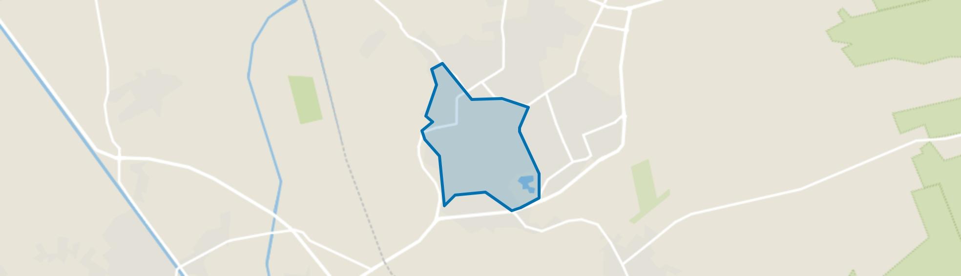 Gemert-Centrum, Gemert map