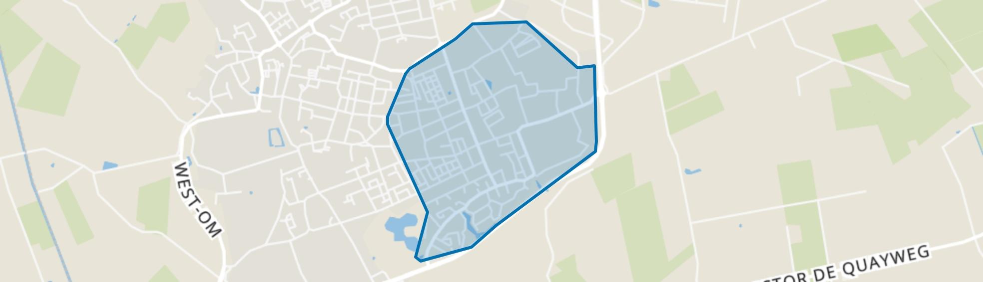 Gemert-Oost, Gemert map