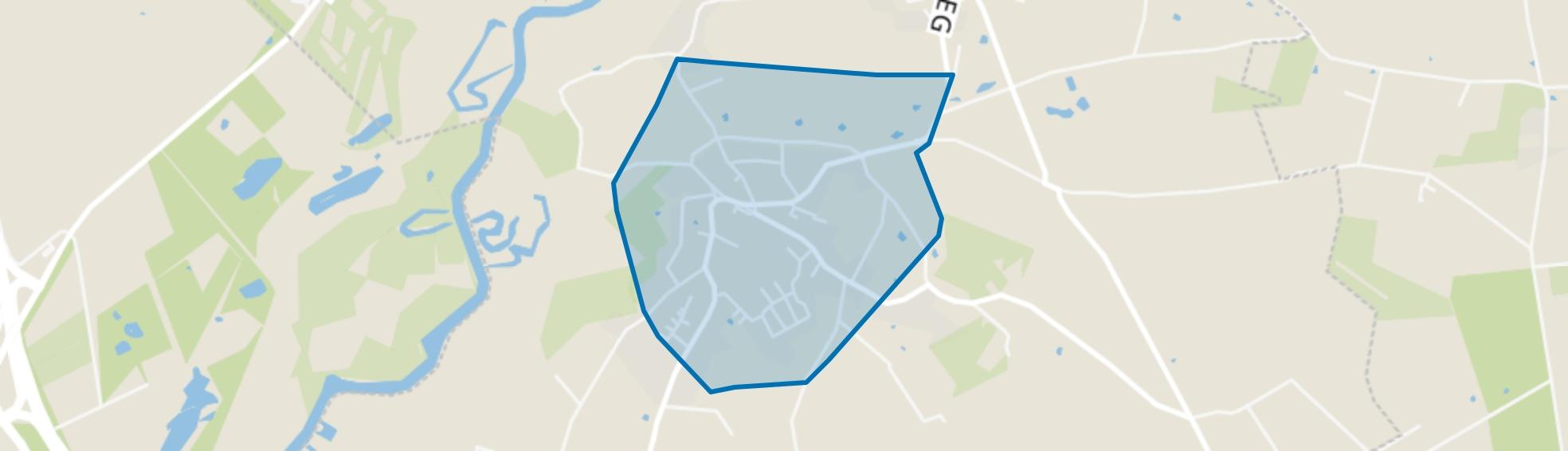 Gemonde, Gemonde map