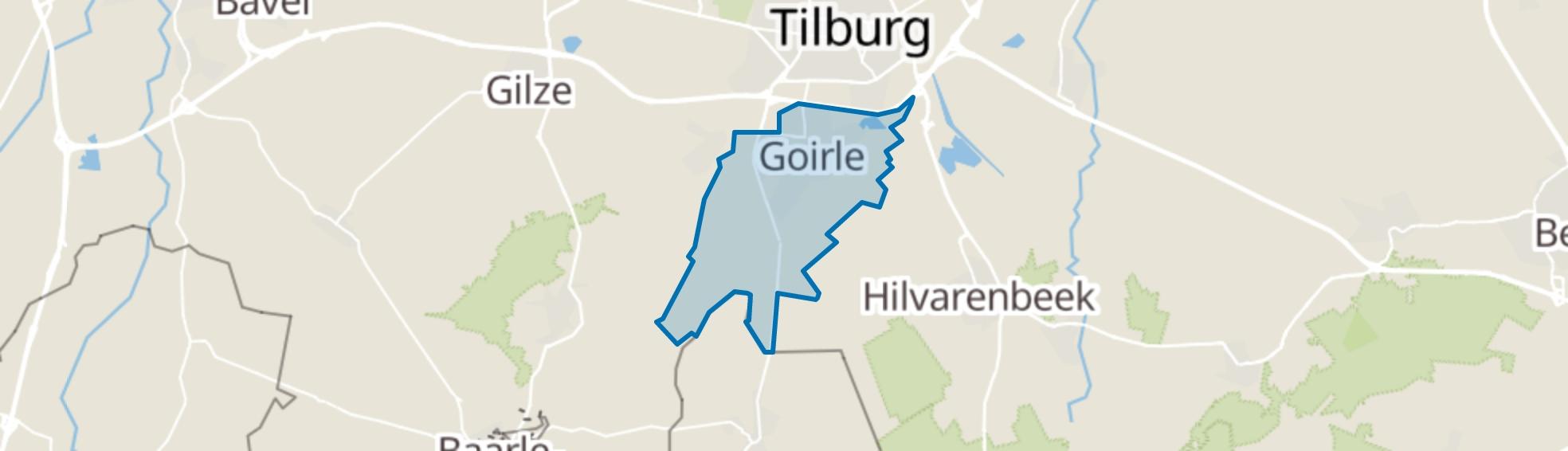 Goirle map
