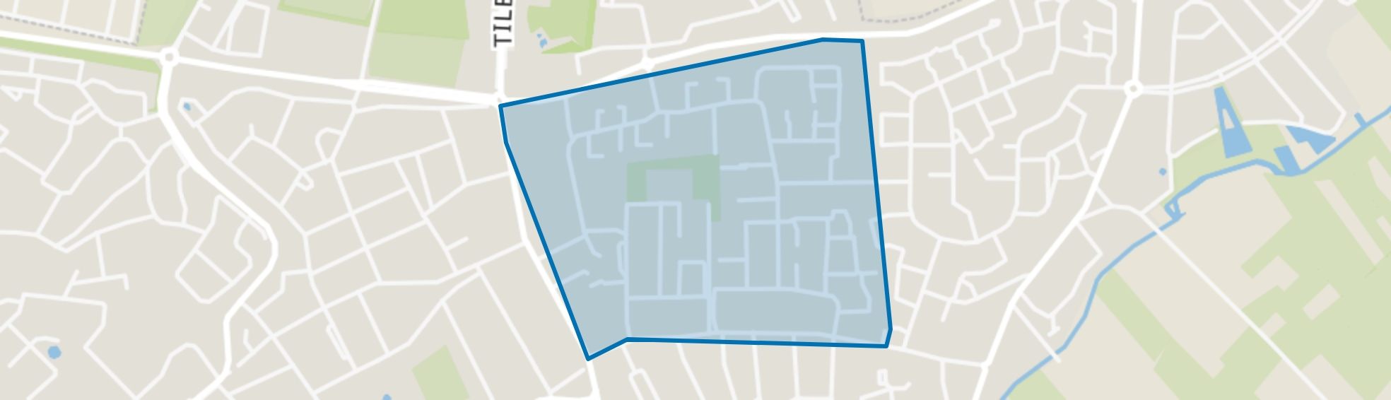 Grobbendonck, Goirle map
