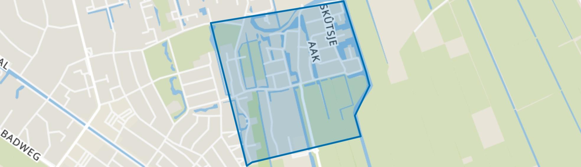 Gorredijk-Loevestein, Gorredijk map