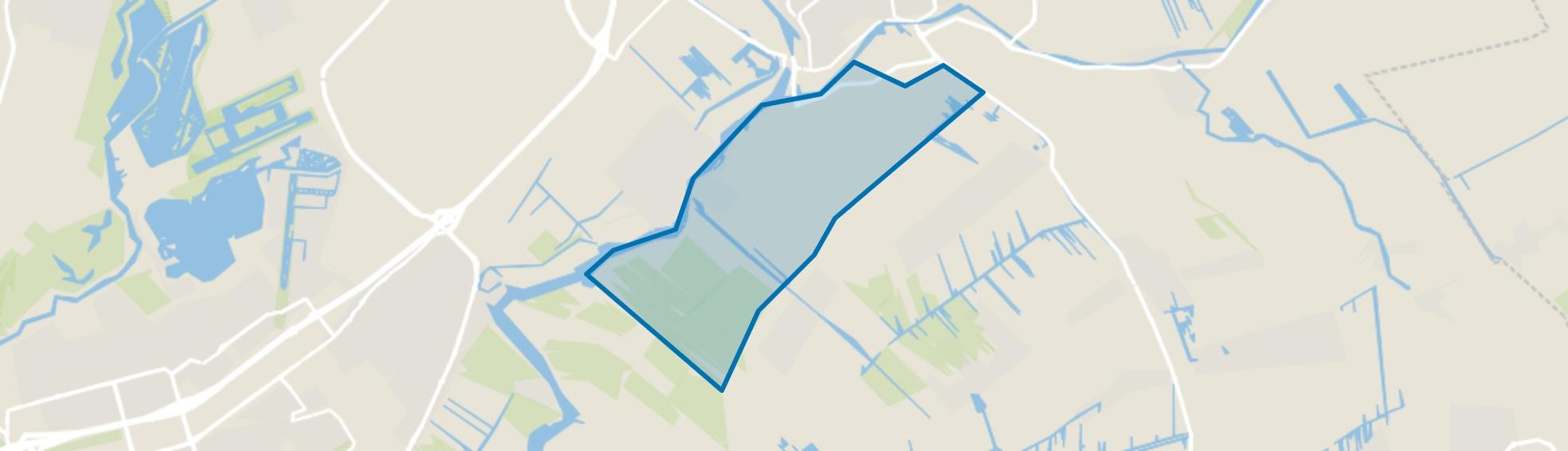 Gouderak, Gouderak map