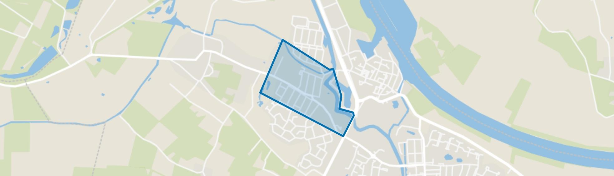 Bikkelkamp, Grave map