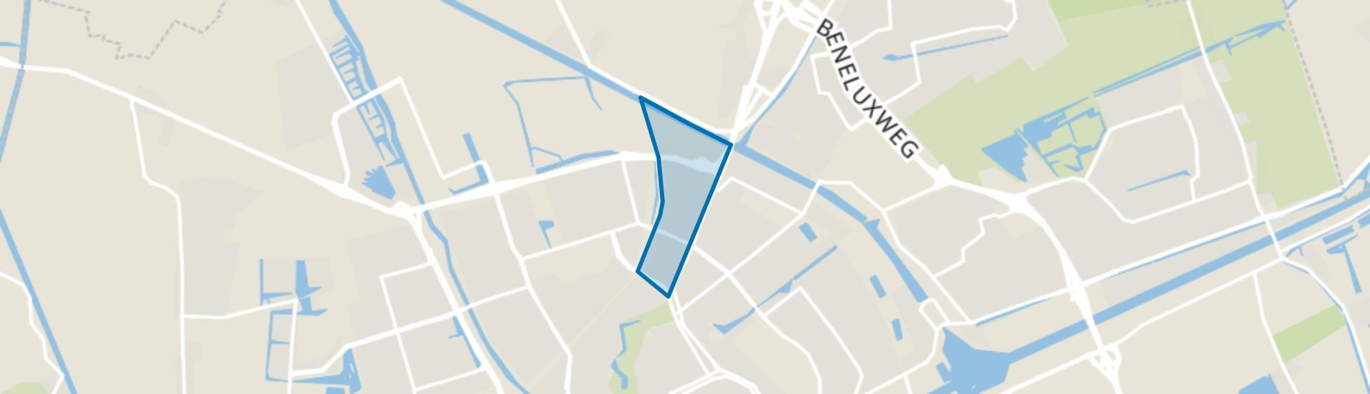 De Hoogte, Groningen map