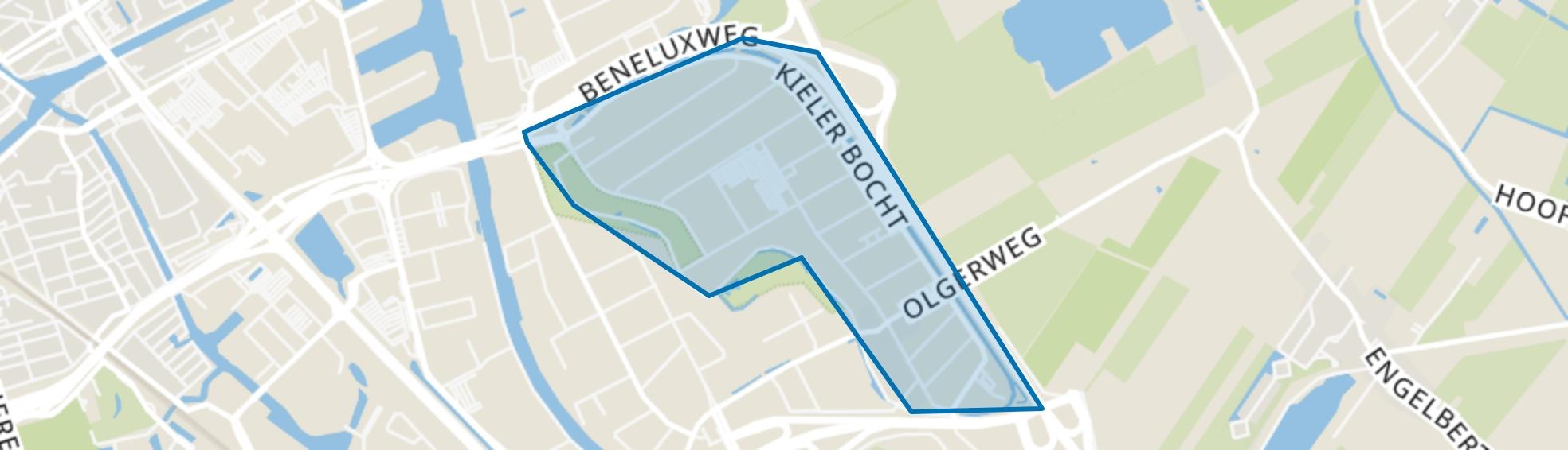Eemspoort, Groningen map