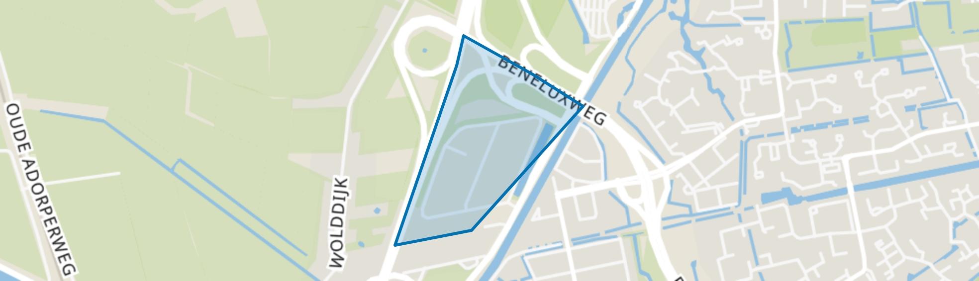 Het Witte Lam, Groningen map