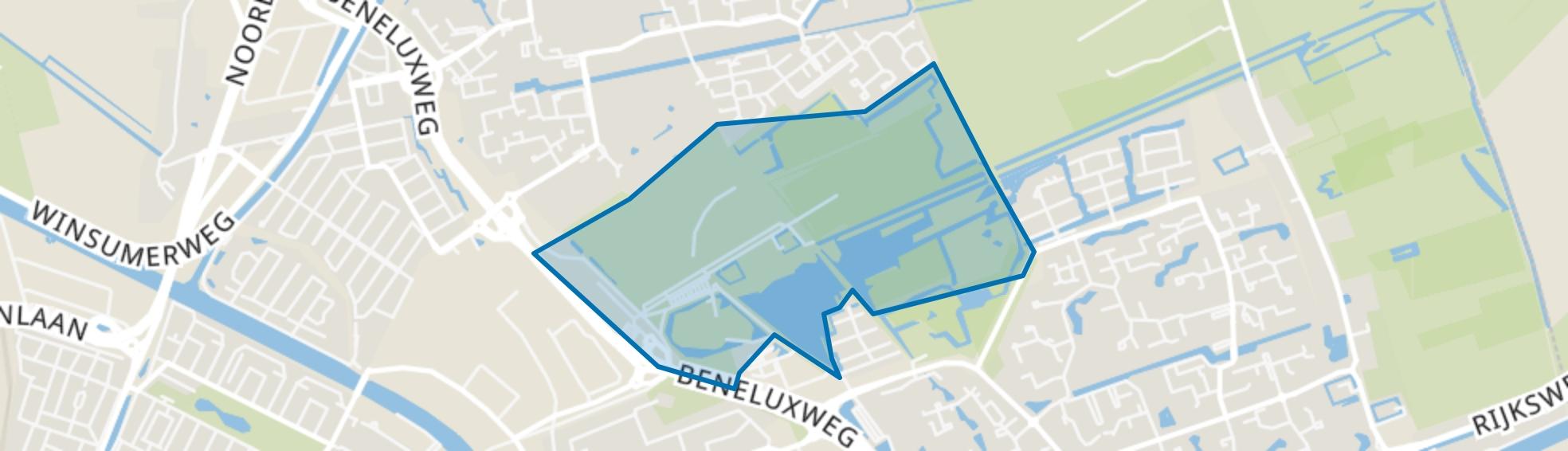 Kardinge, Groningen map