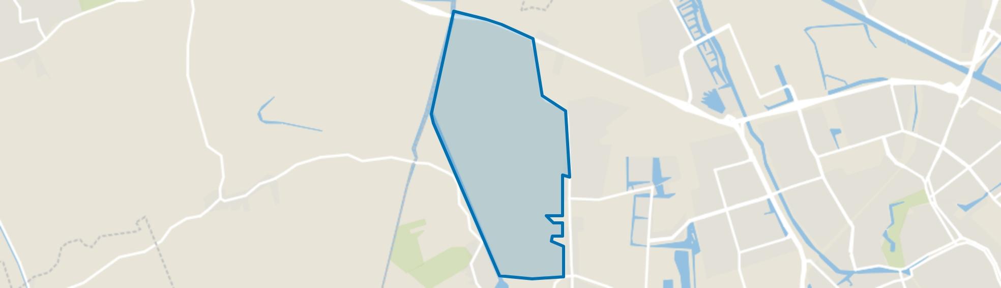 Leegkerk, Groningen map