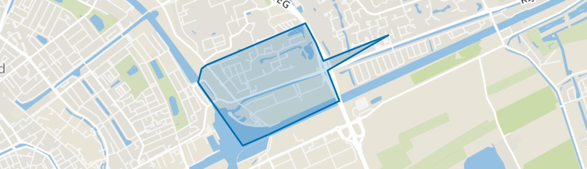 Oosterhoogebrug, Groningen map
