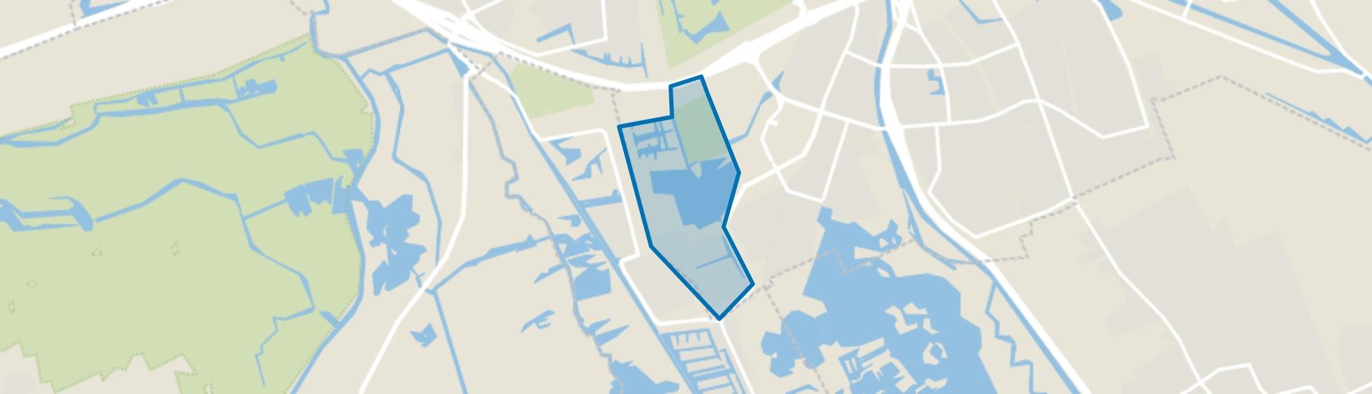 Piccardthof, Groningen map