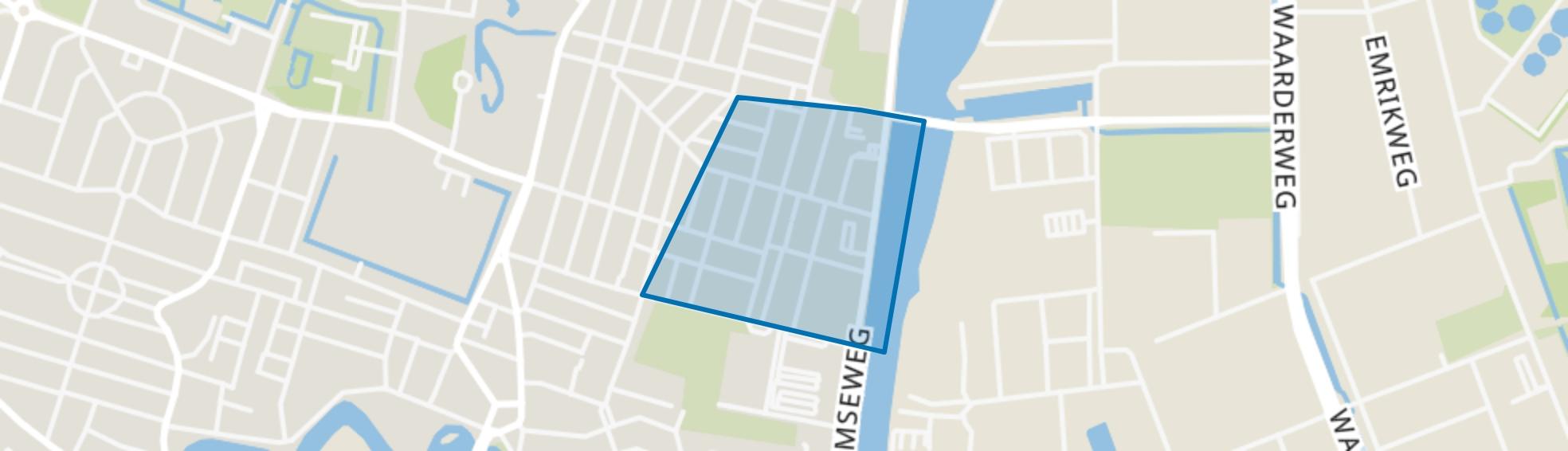 De Goede Hoop, Haarlem map
