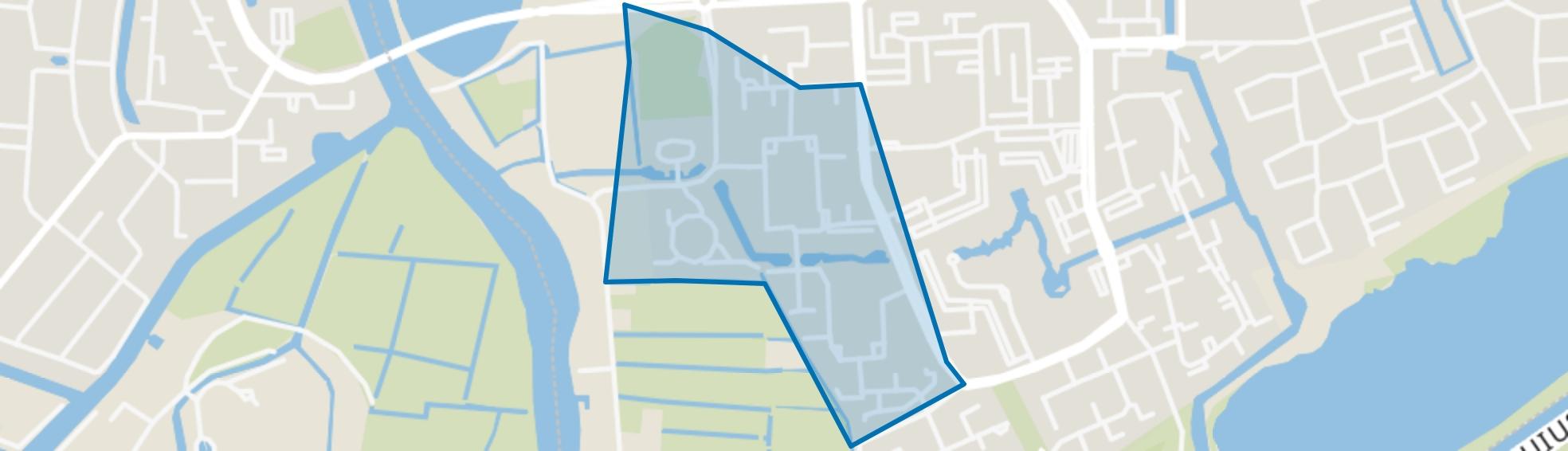 Hondsbos-Dever, Haarlem map