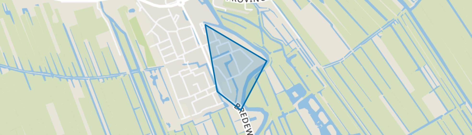 Hofkamp, Haastrecht map