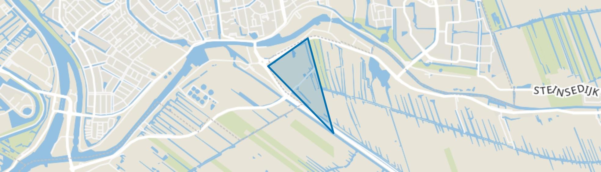 Stolwijkersluis (ged.), Haastrecht map