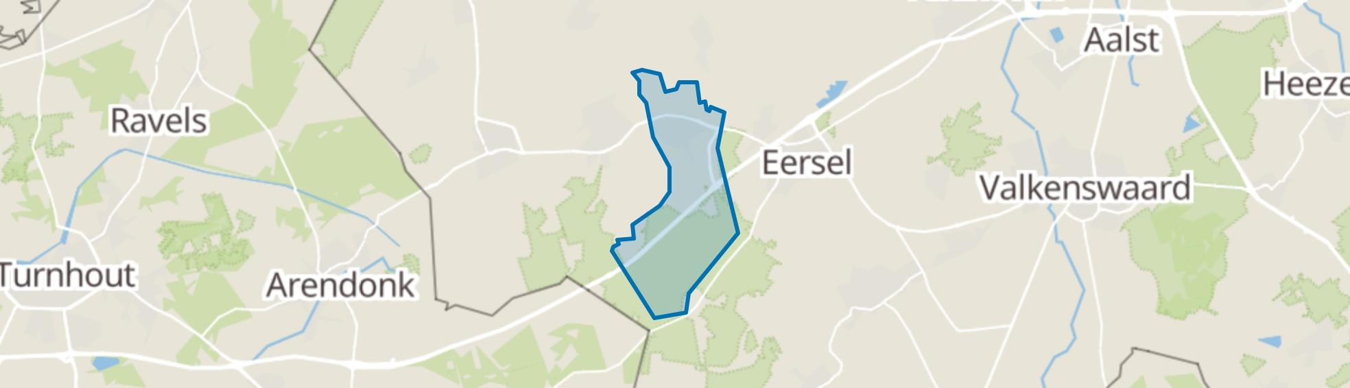 Hapert map